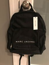 Marc Jacobs  Backpack Nylon Black 100% Authentic MSRP $225 NWT