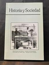 Puerto Rico 1999, REVISTA DE CIENCIAS SOCIALES No. 6, Nueva Epoca, UPR, 318pgs
