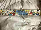 Scrooge McDuck x Crypto Hustle Harder Custom Hand-painted Wood Sign