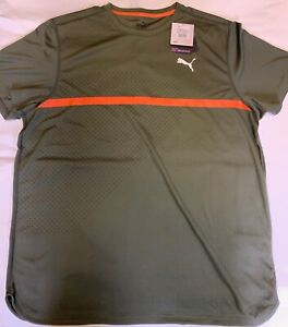 PUMA T-Shirt Running 360° Reflectivity Size S. From Store Liquidation
