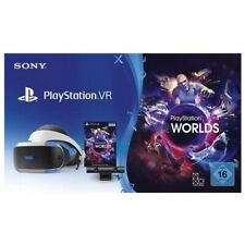 Sony PlayStation VR2 Starter Pack + VR Worlds + Kamera V2 Virtual Reality