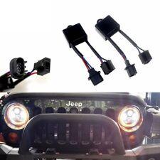 Páginas de espejo espejo exterior negro set jeep CJ 76-86 Wrangler YJ 87-95