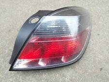 VAUXHALL ASTRA MK5 SRI DRIVERS SIDE REAR LIGHT 2005-2010 3 DOOR RIGHT HAND