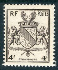 TIMBRE FRANCE NEUF N° 735 ** armoirie STRASBOURG