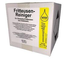Friteusenreiniger Reiniger für Fritteuse von VITO Fritteusen-Reiniger 20x150g