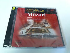 "CD ""MOZART REQUIEM"" CD 14 TRACKS PRECINTADO SEALED HAJOSSYOVA HORSKA KUNDLAK"