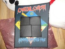 Death Metal Backpatch Patch Death Metal Hammer .............Monstrostiy Death