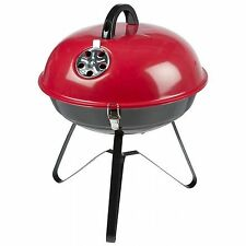 Kugelgrill Standgrill Tischgrill Grill Holzkohle mit Deckel Camping Picknick