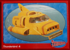 THUNDERBIRDS - Thunderbird 4 - Card #08 - Cards Inc 2001