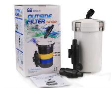 Aquarium Fish Tank External Canister Filter Outside Pre-Filter mini Filter