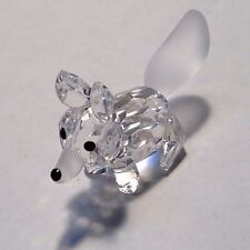 Swarovski Crystal Fox Running 7677 055 000 / 014956 New in Box US Seller 126