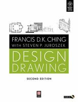 NEW : Design Drawing by Francis D. K. Ching and Steven P. Juroszek **INTL ED**