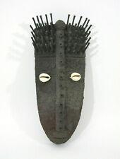 Sammie Nicely GA TN 1994 Folk Art Mask Sculpture Black Afroamerican Appalachian