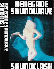 Renegade Soundwave ‎ Soundclash CASSETTE ALBUM Downtempo, Leftfield, Breakbeat