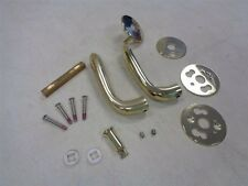 SOUTHCO MOBELLA MCCOY REPLACEMENT SWING DOOR LATCH BRASS MARINE BOAT