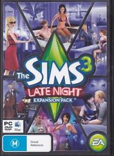 The Sims 3: Late Night - PC MAC - expansion pack - fast free post