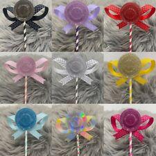 20 Set Box For Eyelash Blank Eyelashes Plastic Package Lollipop Transparent KW