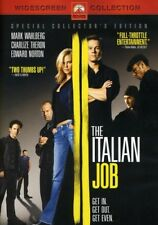 The Italian Job [New DVD] Collector's Ed, Repackaged, Widescreen
