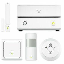 INNOGY 10286646 SmartHome Paket Sicherheit 2.0 Starter Kit Amazon Alexa WLAN