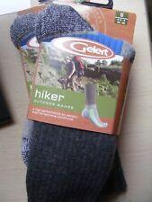Gelert Hiker Walking/Sport Socks - UK 2.5 - 5- Euro 35-38 - 2 pairs