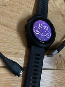 Garmin Forerunner 945 GPS Running Watch - Black