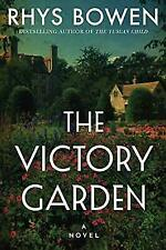 The Victory Garden a Novel by Rhys Bowen 2019 Paperback