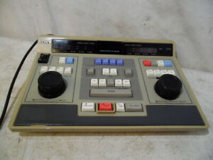 Vintage Sony RM-450 Editing Control Unit Dual Deck Visual/Video Made In Japan
