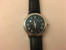 RAYMOND WEIL Maestro Moonphase Date Automatic Black dial 2839-STC-00209