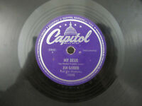 Jan Garber My Dear / Soft Shoe Shuffle 1948 Capitol 15305 V 78 Jazz