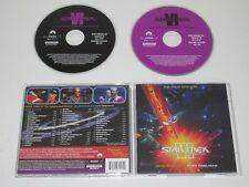 STAR TREK IV The Undiscovered Country/SOUNDTRACK/CLIFF EIDELMAN ( MAF 7117 )