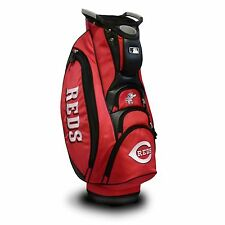 NEW Team Golf MLB Cincinnati Reds Victory Cart Bag
