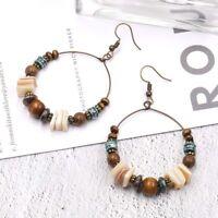Circle Acrylic Resin  Drop Earrings Earrings Dangle Earrings Hoop Earrings