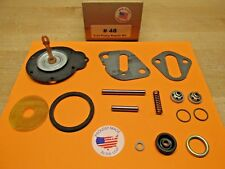 1938 TO 1952 CHRYSLER 6 CYLINDER SINGLE ACTION FUEL PUMP KIT FOR TODAY'S FUELS