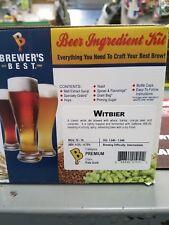Brewer's Best Witbier Homebrew Beer Ingredient Kit