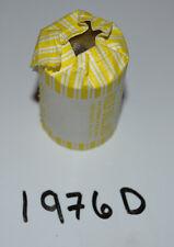 1976 D Kennedy Half Dollars 5 Rolls (100 coins) - circulated