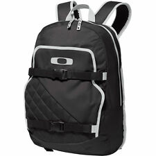 OAKLEY Black Streetman 2.0 Laptop Book Backpack Bag NWT NEW FREE SHIP