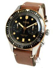Oris Divers Sixty-Five Chronograph - 25% gespart!* (neu) Herrenuhr