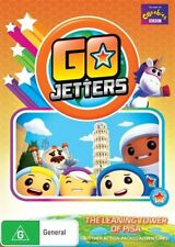 Go Jetters: The Leaning Tower of Pisa NEW R4 DVD