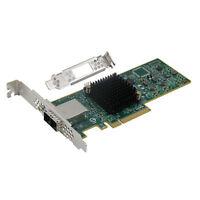 LSI SAS 9300-8e 8-port 12Gb/s SATA+SAS pci-e 3.0 Host Bus Adapter Free Shipping