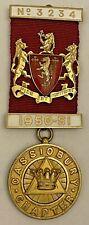 Jewel PZ Cassiobury Chapter 3234 Watford Hertfordshire Masonic
