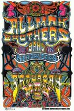 NEW THE ALLMAN BROTHERS BAND IN NEW ORLEANS Rock Concert Poster Bros May 5 2007