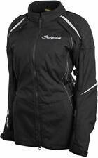Scorpion Womens ZION XDR Waterproof All-Season Touring Jacket (Black) Medium