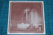 ST. DAVID'S PARISH SENIOR CHOIR Holy Radiant Light PRIVATE XIAN MN LP