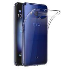 Tagua Schutzcase HTC U11 Ultra Thin Bumper Cover Cases Frame Transparent