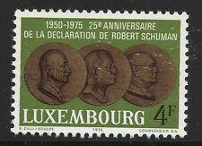 Luxembourg Scott #563, Single 1975 Complete Set FVF MNH