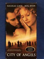 City Of Angels VHS Nicolas Cage