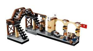 "LEGO Harry Potter- La Gare KING'S CROSS+FIGURINES du ""Le Poudlard Express"" 75955"