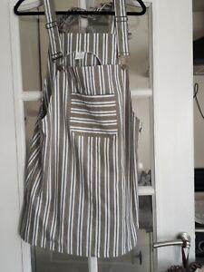 Ladies Size 18 Bib And Brace Skirt