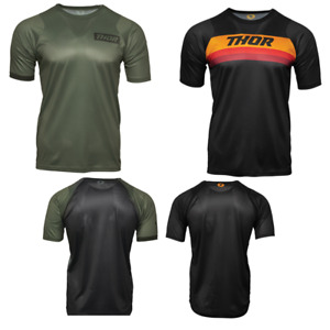 2021 Mens Cycling Thor Assist Adult MTB Short-Sleeve ersey - Pick Color & Size