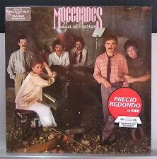 MOCEDADES, LA MUSICA - LP